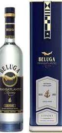Водка «Beluga Transalantic Racing» в подарочном тубусе