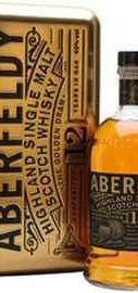 Виски шотландский «Aberfeldy 12 Years Old» в металлической коробке