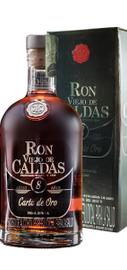 Ром «Viejo De Caldas Carta De Oro 8 Years Old» в подарочной упаковке