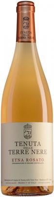 Вино розовое сухое «Tenuta delle Terre Nere Etna Rosato» 2017 г.