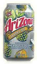 Напиток «Arizona Sparkling Pineapple Coconut»