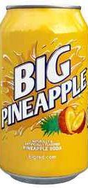 Газированный напиток «Big Pineapple»