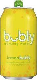 Газированный напиток «Bubly Lemon»