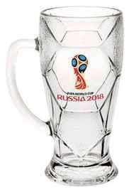 «Кружка для пива FIFA Лига Эмблема» цена за стакан