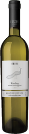 Вино белое сухое «Stobi Riesling»