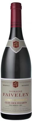 Вино красное сухое «Faiveley Gevrey-Chambertin 1-er Cru Clos des Issarts» 2016 г.