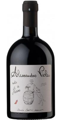 Вино красное сухое «Note di Rosso» 2017 г.