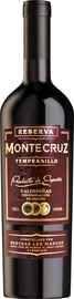 Вино красное сухое «Montecruz Reserva»