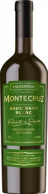 Вино белое сухое «Montecruz Sauvignon Blanc»