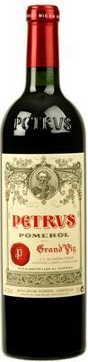 Вино красное сухое «Chateau Petrus» 2013 г.