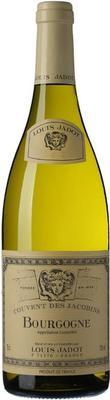 Вино белое сухое «Bourgogne Couvent Des Jacobins» 2017 г.