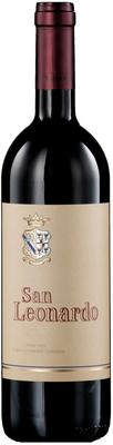 Вино красное сухое «San Leonardo , 1.5 л» 2011 г.