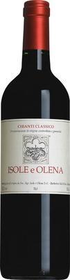 Вино красное сухое «Isole e Olena Chianti Classico, 0.375 л» 2015 г.