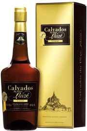 Кальвадос «Calvados du pere Laize VSOP» в подарочной упаковке