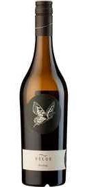 Вино белое сухое «Riesling Velue» 2017 г.