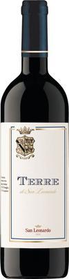 Вино красное сухое «Terre di San Leonardo» 2014 г.