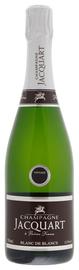 Вино игристое белое брют «Champagne Jacquart Blanc De Blancs Vintage» 2012 г.