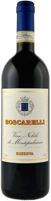Вино красное сухое «Vino Nobile di Montepulciano Riserva » 2013 г.