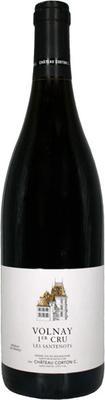 Вино красное сухое «Volnay 1er Cru Les Santenots » 2013 г.