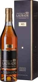 Арманьяк «Chateau De Laubade XO» в подарочной упаковке