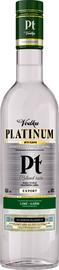 Водка особая «Platinum Lime»