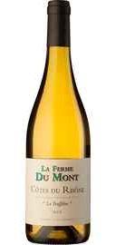 Вино белое сухое «Cotes du Rhone La Truffiere» 2015 г.