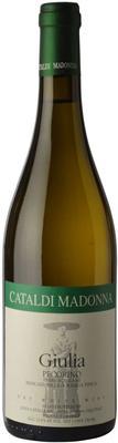 Вино белое сухое «Giulia Pecorino» 2017 г.