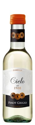 Вино белое полусухое  «Pinot Grigio, 0.75 л» 2018 г.