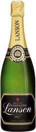 Шампанское белое брют «Lanson Black Label Brut»