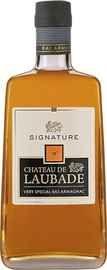 Арманьяк «Chateau De Laubade Signature»