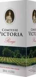 Вино красное сухое «Comtesse Victoria Rouge (Tetra Pak)»