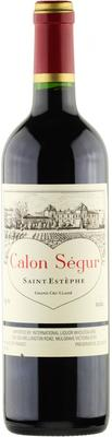 Вино красное сухое «Chateau Calon-Segur » 2003 г.