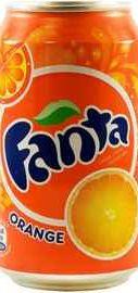 Газированный напиток «Fanta Orange»