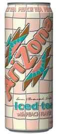Чайный напиток «Arizona Peach Tea»