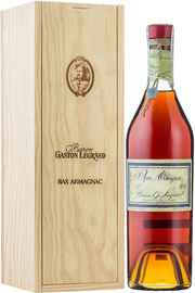 Арманьяк «Baron G. Legrand 1997 Bas Armagnac» в деревянной подарочной упаковке