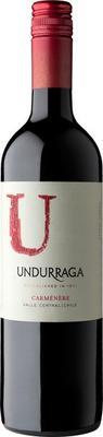 Вино красное сухое «Undurraga Carmenere» 2018 г.