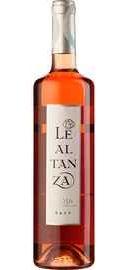 Вино розовое сухое «Lealtanza» 2017 г.