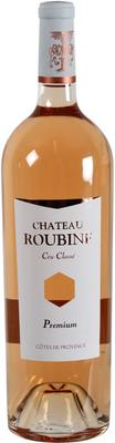 Вино розовое сухое «Chateau Roubine Premium Rose, 0.75 л» 2016 г.