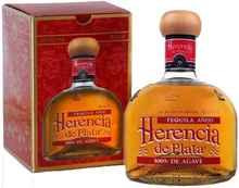 Текила «Herencia de Plata Anejo» в подарочной упаковке