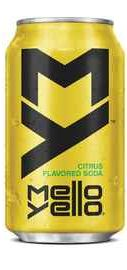 Газированный напиток «Мello Yello»