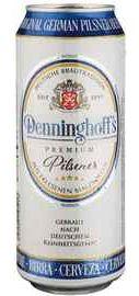 Пиво «Denninghoffs Pilsner» в жестяной банке
