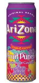 Напиток «Arizona Fruit Punch»