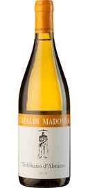 Вино белое сухое «Trebbiano d'Abruzzo» 2015 г.