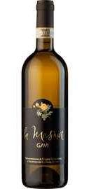 Вино белое сухое «La Mesma Gavi Black label» 2016 г.