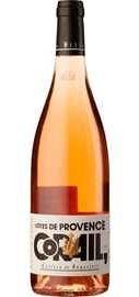 Вино розовое сухое «Corail» 2017 г.