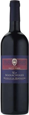 Вино красное сухое «Tenute Silvio Nardi Vigneto Manachiara Brunello di Montalcino » 2012 г.