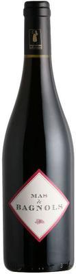 Вино красное сухое «Mas de Bagnols Cotes du Vivarais» 2014 г.