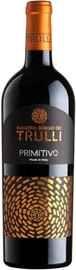 Вино красное полусухое «Masseria Borgo dei Trulli Primitivo» 2016 г.