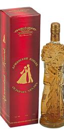 Коньяк армянский «Свадебный» в подарочной упаковке