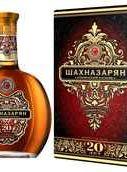 Коньяк армянский «Шахназарян 20 лет» в подарочной упаковке